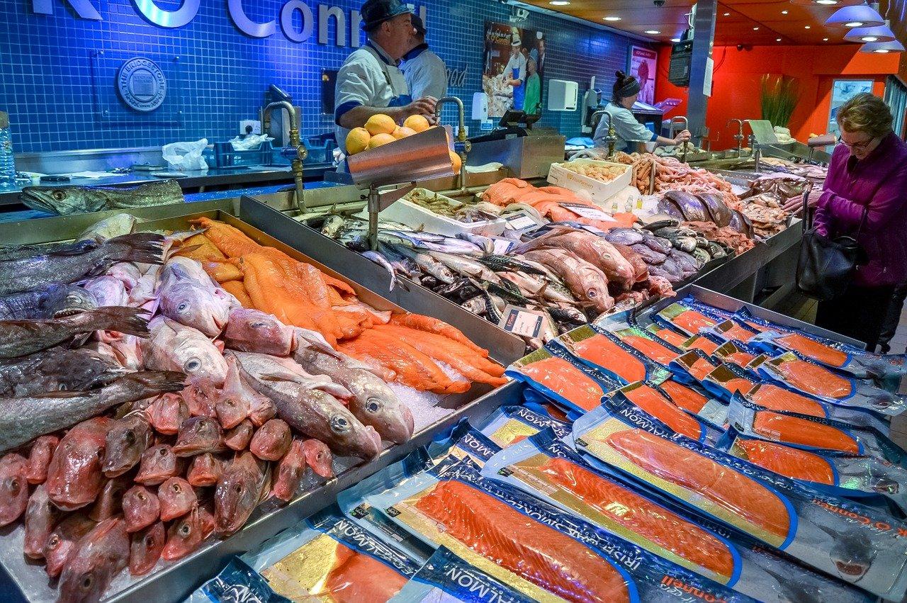 Alex Marrero Miami fish market